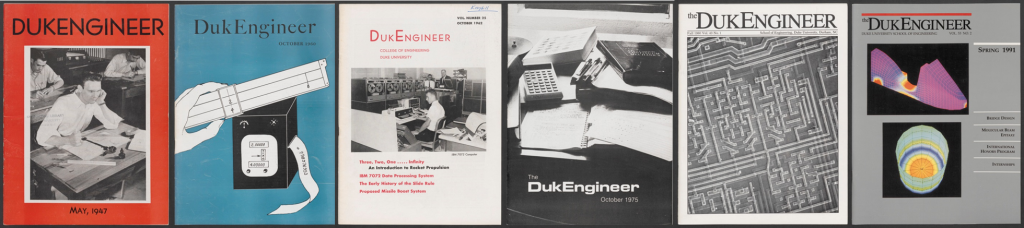 DukEngineer Covers