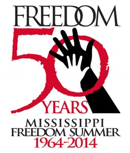 Mississippi Freedom Summer 50th Anniversary. Courtesy of Freedom50.org.