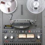 The Otari MX-5050 tape machine