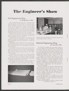 1965 Engineers Show_DukEngineer