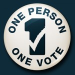 Launching One Person, One Vote
