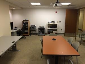 DPC's new work room