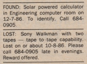 lost walkman