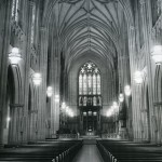 Duke Chapel Nave, undated