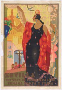 Feria de Abril 1932. Sevilla ( Spring Festival 1932)