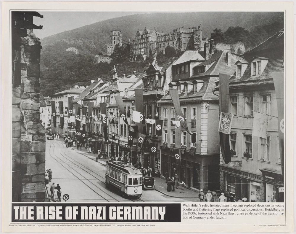 rise of nazi germany