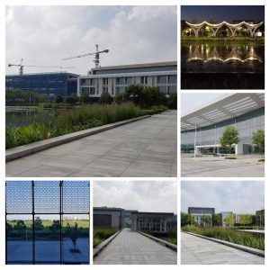Photos of Duke Kunshan University