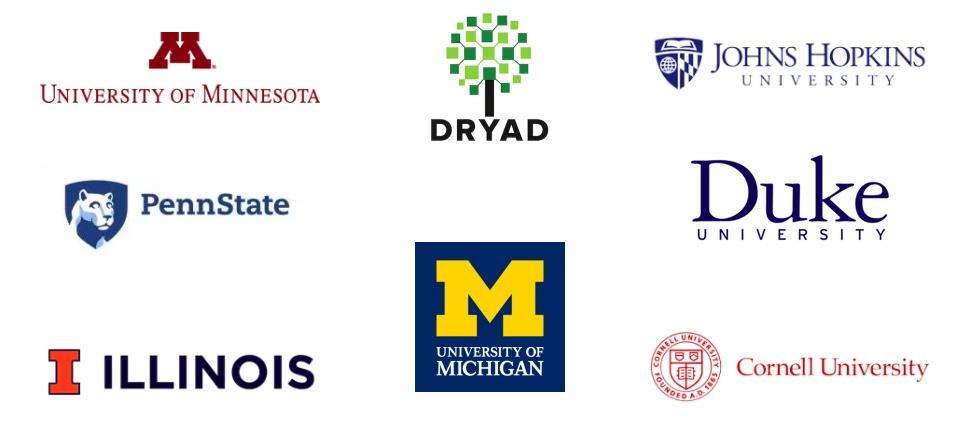 DCN Partner Institutions