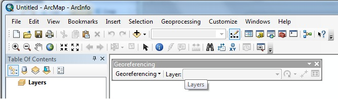 ArcGIS Tutorial - Georeferencing Imagery - Duke Libraries