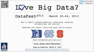 DataFest 2013