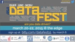 DataFest 2015