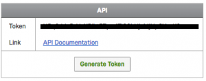 Generate Qualtrics API Token