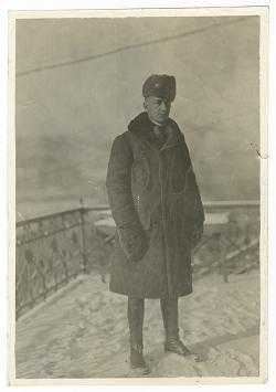 Robert L. Eichelberger, Siberia, 1920