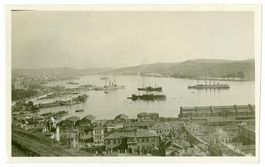 Golden Horn Bay, Vladivostok, Russia