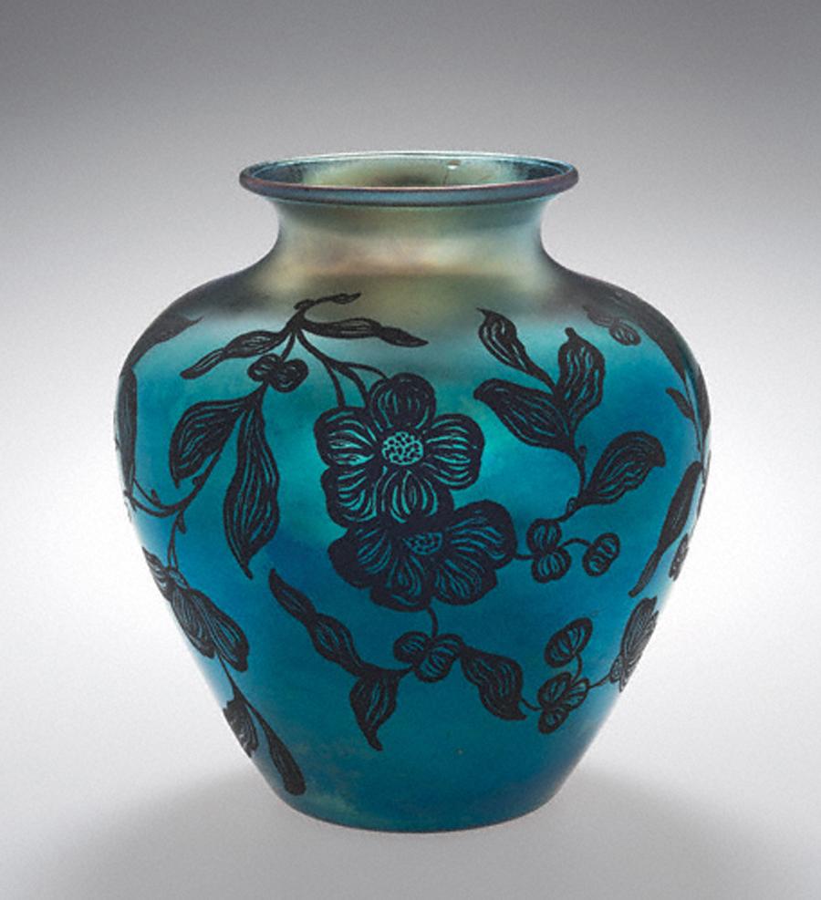 Arts and music duke university libraries magazine glass vase floridaeventfo Gallery