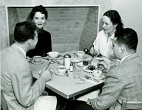 graduate dining