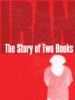 bookcover the story of two books