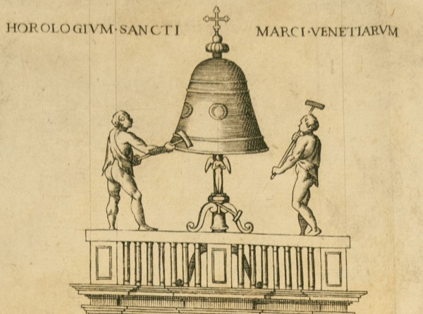 "Illustration detail from ""De campanis commentarius"" (1612), by Angelo Rocca"
