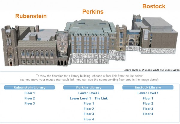 Click on the building image above to find out more about naming opportunities.