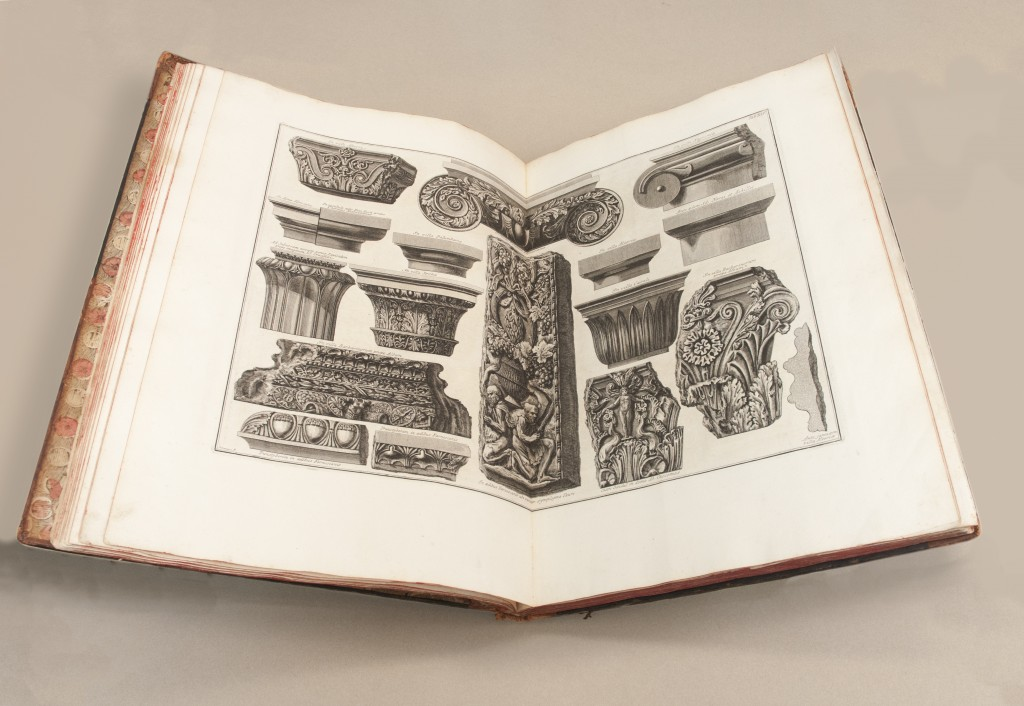 Published in 1761, Della Magnificenza ed Architettura de' Romani was Piranesi's contribution to one of the great artistic debates of the day—whether ancient Greek art and architecture was superior to that of Rome.