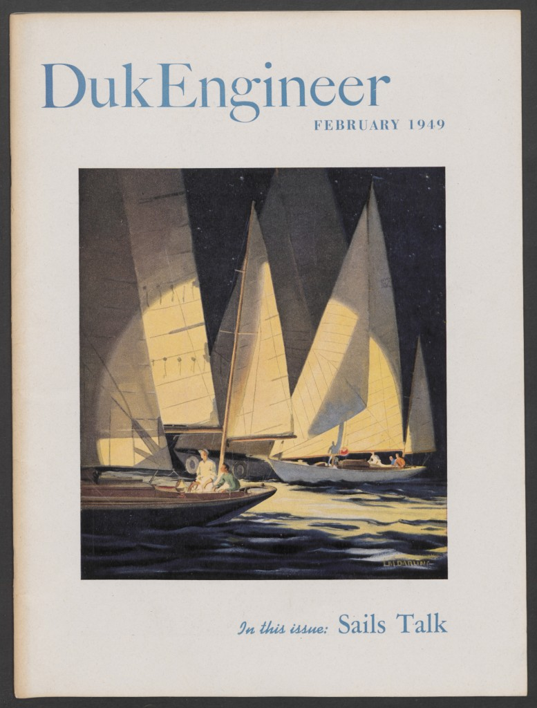 DukEngineer Vol 11 No 3 1949