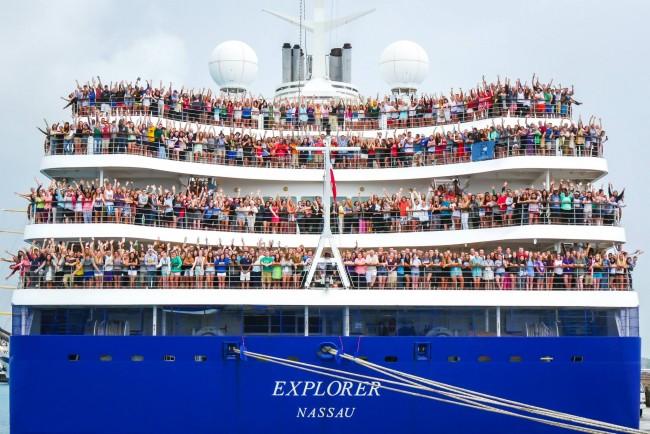 MV Explorer all passengers original by Joshua Weisburg
