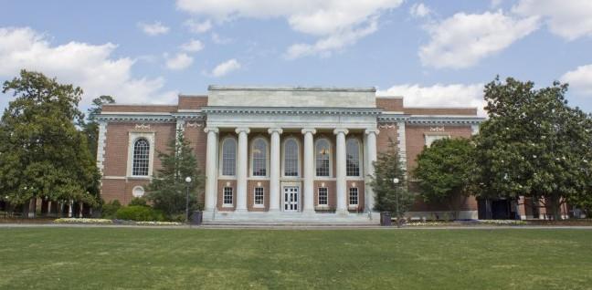 Duke University; east campus