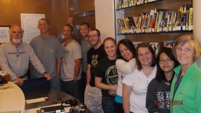 library team original