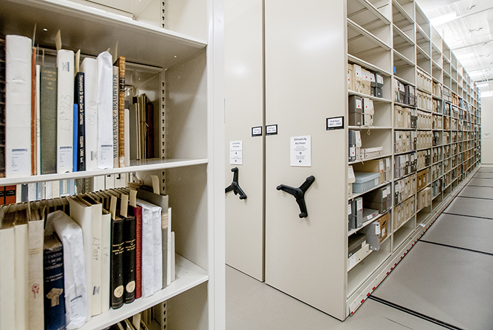 High-Density Shelving