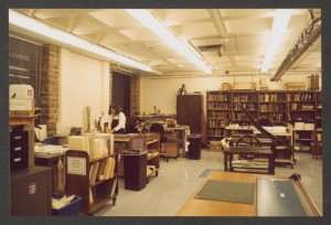 Old lab in 2002.