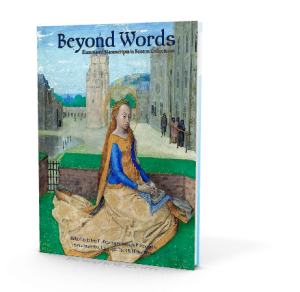https://www.amazon.com/Beyond-Words-Illuminated-Manuscripts-Collections/dp/1892850265/