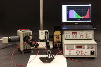 Microfade testing equipment