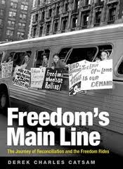 Cover of Freedom's Main Line by Dr. Derek Catsam