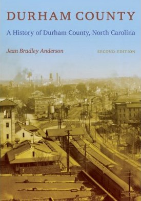 Cover of Durham County by Jean Bradley Anderson