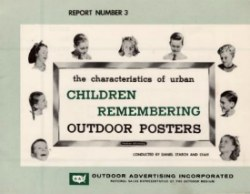 Outdoor Advertising Incorporated Report
