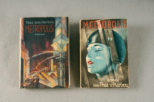Metropolis, First and Second Editions