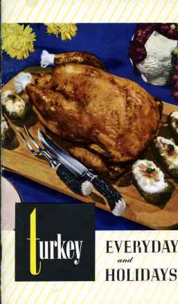 Cookbook from the Poultry & Egg National Board