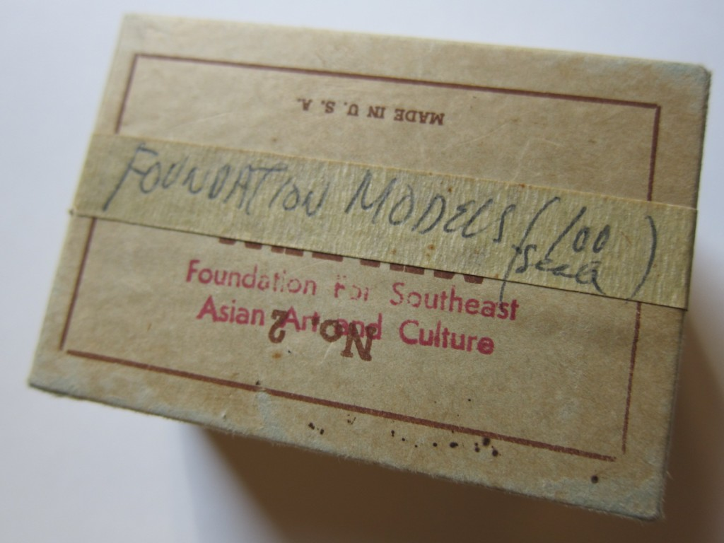 "Box of ""Foundation Models"""