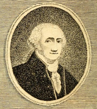 Portrait from Weems' Life of George Washington