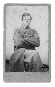 Daguerreotype of John Wetmore Hinsdale