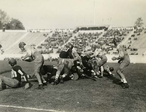 Duke vs. Wake Forest, 1931