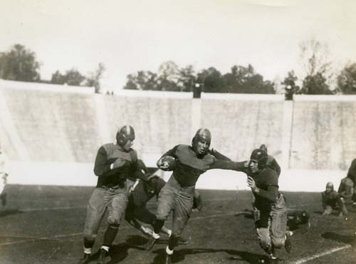 Duke vs. Wake Forest, October 1932