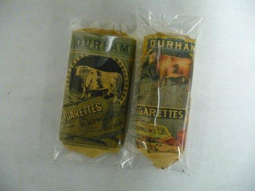 Bull Durham Cigarettes