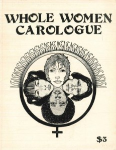 Whole Women Carologue
