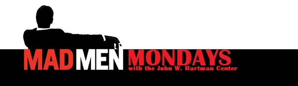 Mad Men Mondays logo