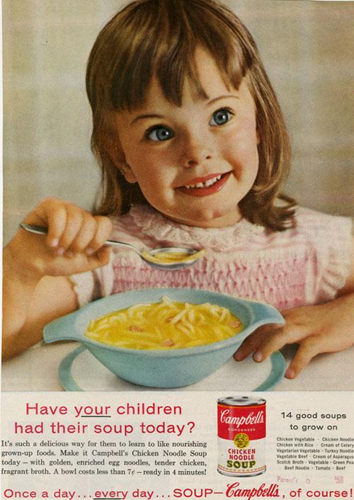 Campbells 1958 - blog