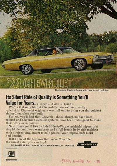 Impala - Blog