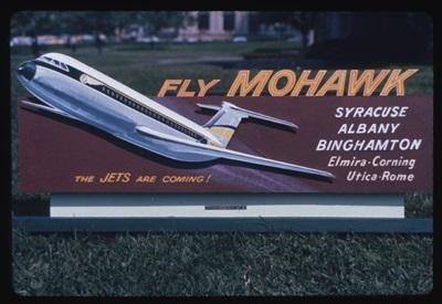 Fly Mohawk