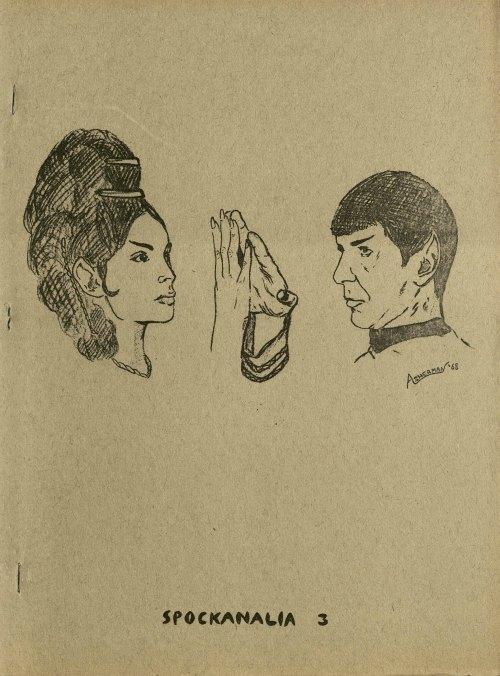 Cover of Spockanalia 3