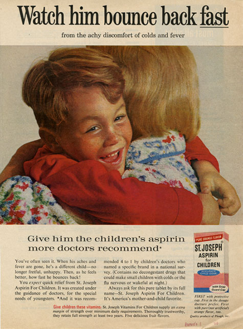 St Joseph Aspirin for Children